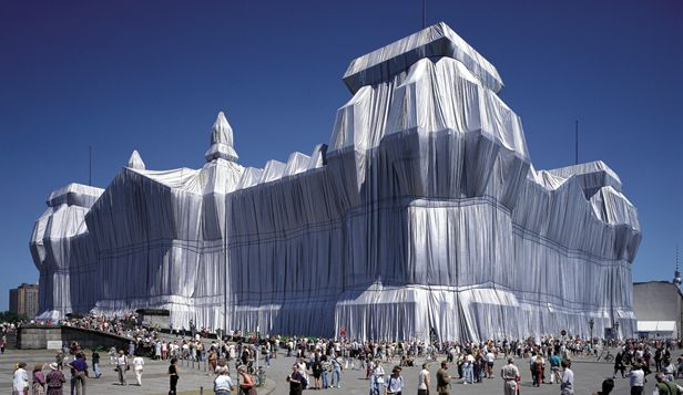 Christo, Reichstag – 1995